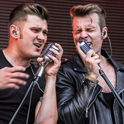 The Baseballs, KiWo 2015